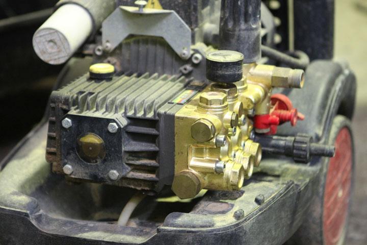 Ремонт мойки высокого давления портотехника своими руками 1
